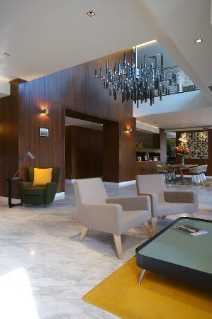 Clayton Hotel Chiswick: Lobby