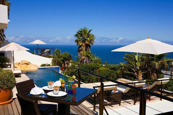 Atlanticview Cape Town Boutique Hotel: Atlanticview Solar Heated Infinity Pool #1