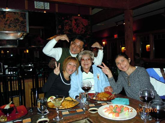 kobe Japanese Steak House: Good time in KOBE