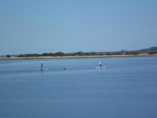 Laguna Garzon Lodge: laguna garzon