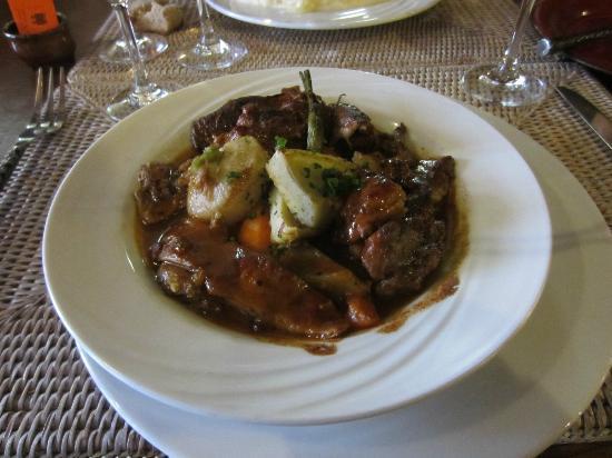 Ambassade D'Auvergne: lamb