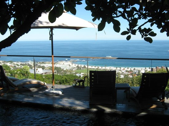 Boutique @ 10: Great views of Camps Bay Beach ...