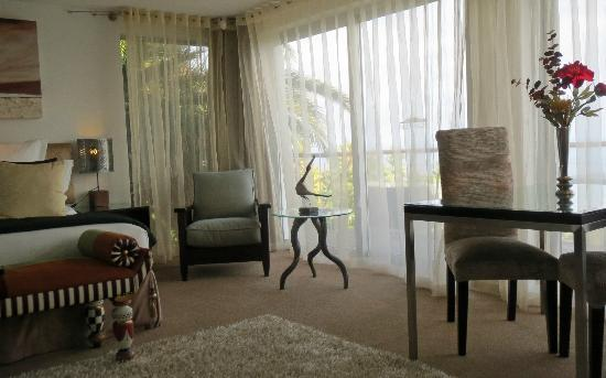Atlanticview Cape Town Boutique Hotel: Our Bedroom (Penthouse Suite)