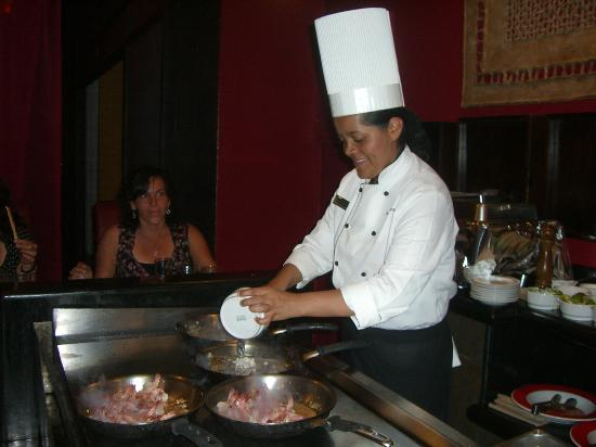 Ocean Maya Royale : Chef