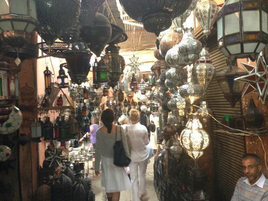 Riad Assakina: Shop ShOp SHOP!!!