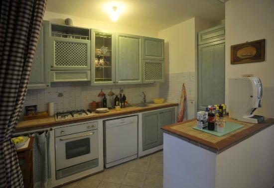 Alfieri Bed and Breakfast: Cucina