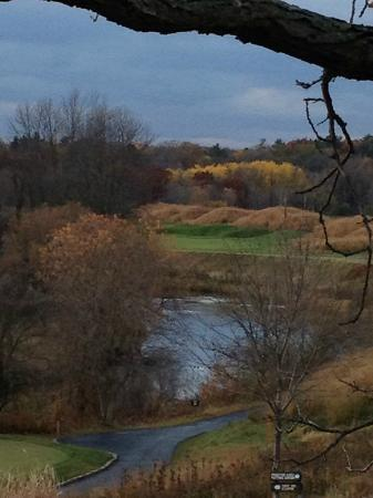 The American Club: View from Black Wolf Run