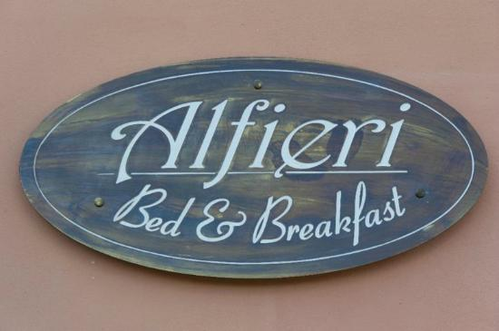Alfieri Bed and Breakfast: Logo Bed & Breakfast