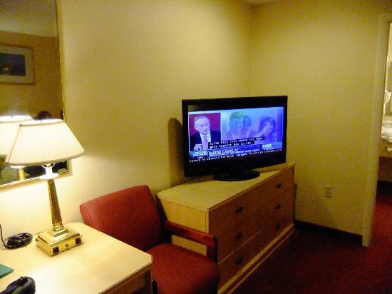 Quality Inn Mount Vernon: Quality room