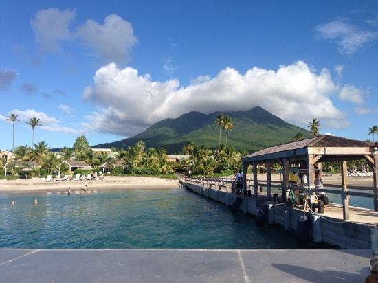 Four Seasons Resort Nevis, West Indies: Nevis resort