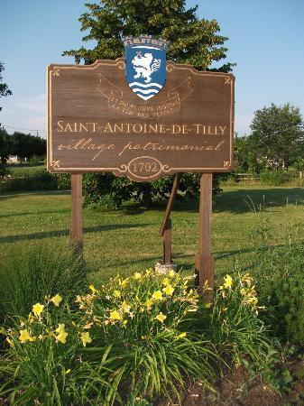 Circuit Patrimonial de Saint-Antoine-de-Tilly
