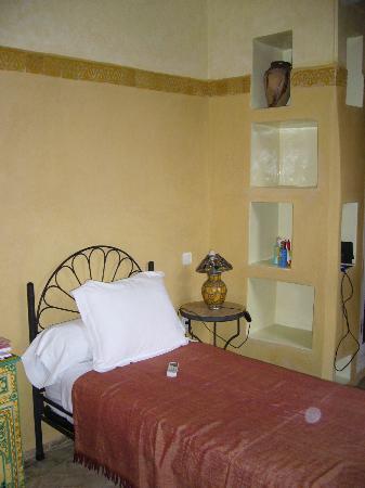 Riad Amira Victoria: Mein Twinbedroom