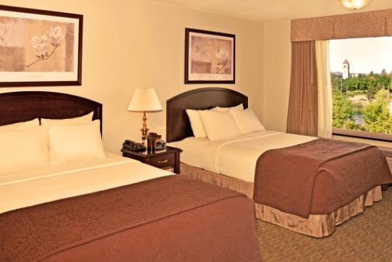 Oxford Suites Downtown Spokane: Suite