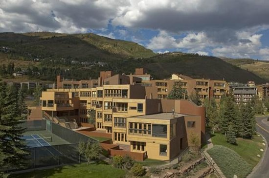 The Vail Spa Condominiums: Vail Spa Condominiums in Summer