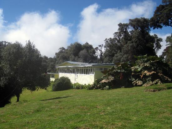 Volcan Turrialba Lodge: il lodge
