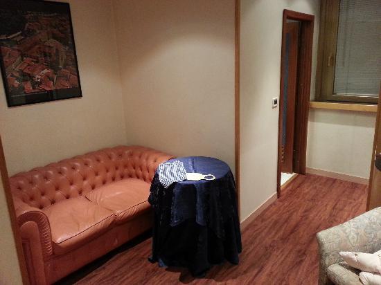 Minerva Hotel: Ante camera
