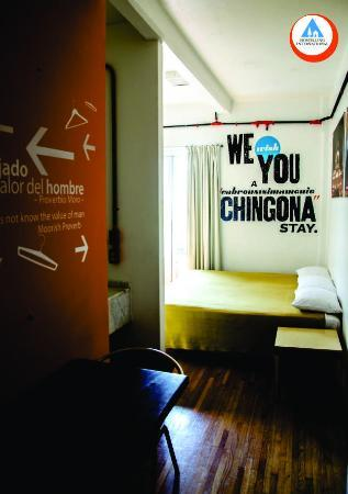 Hostel Mundo Joven Catedral: King Suite Zocalo View Terrace