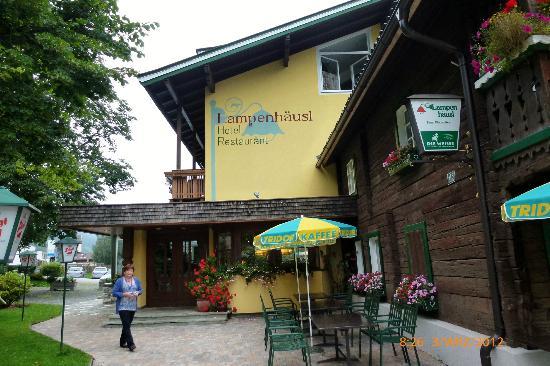 Hotel Lampenhäusl: Gasthof Lampenhausl, Fusch