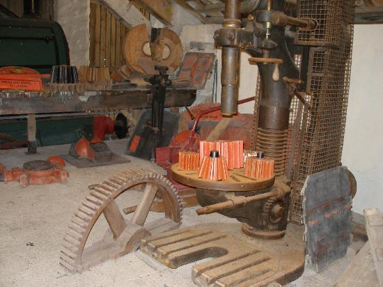 Wheal Martyn: inside the museum