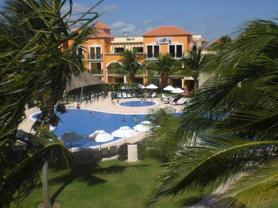 Ocean Coral & Turquesa: Kid's pool
