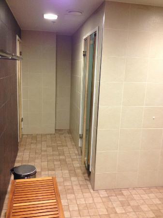 Radisson Blu Hotel, Oulu: Sauna area