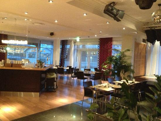 Radisson Blu Hotel, Oulu: Breakfast