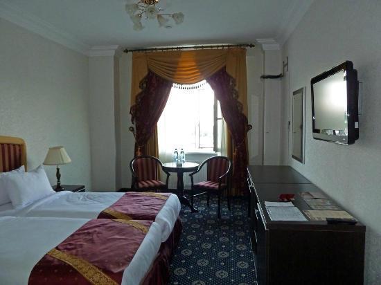 Zimmer im Kassado Plaza