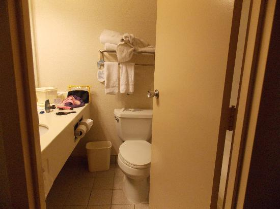 Comfort Inn by the Bay: Bathroom