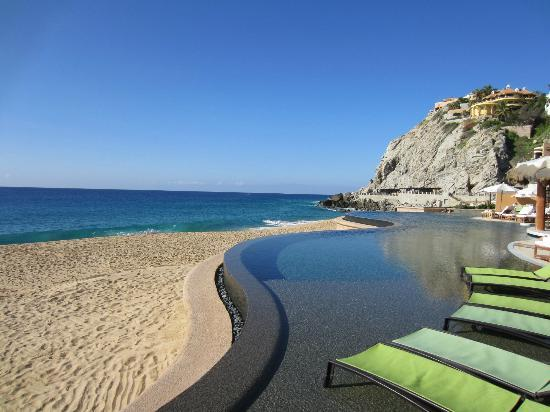 The Resort at Pedregal: View from pool