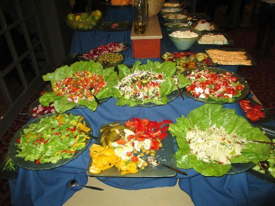 Ramada Jerusalem: Food Variety