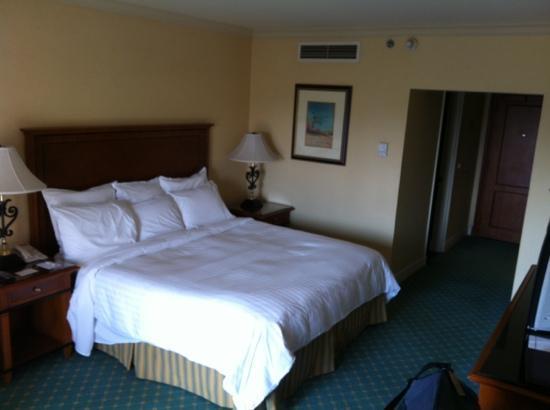 โรงแรมไคโรมาริออทแอนด์โอมาร์เคย์ยามคาสิโน: room