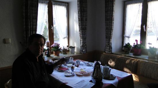 Gaestehaus Gerold: Breakfast!!!!