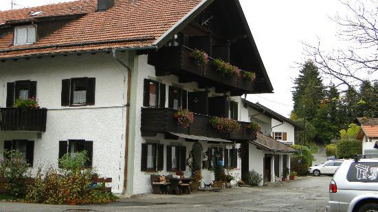 Gaestehaus Gerold: A beautiful place to stay!!