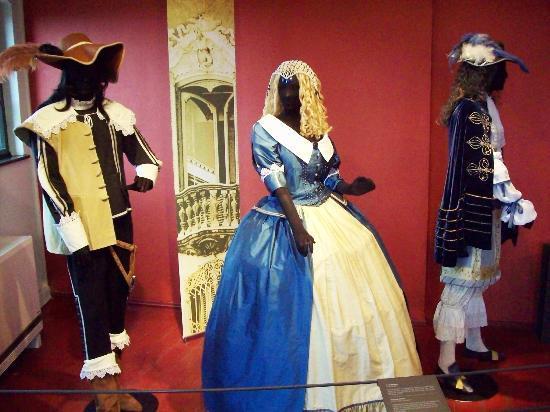 Schloss Rochsburg : historische Kostüme