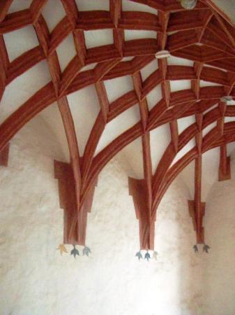 Schloss Rochsburg : Decke in der Kapelle