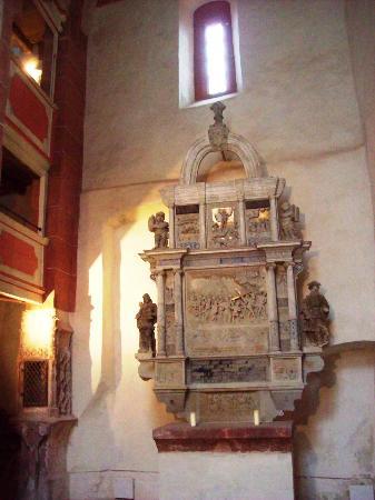 Schloss Rochsburg : in der Schlosskapelle