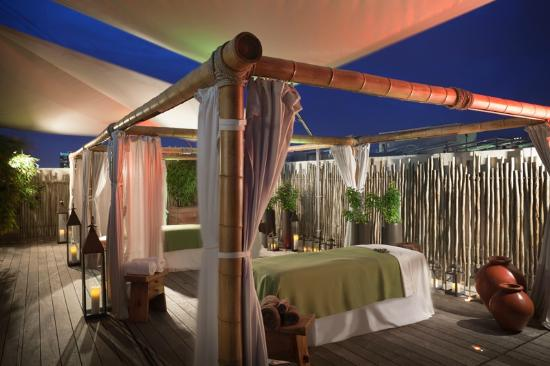 Wellness garden spa at the betsy miami beach fl for 7 salon miami beach