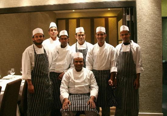 Kennington Tandoori : Kitchen Staff of KT