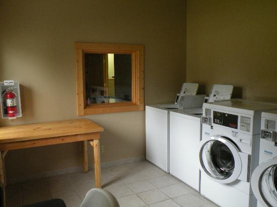 Wellington KOA : Temperature Controlled Coin Laundry facilities Open 24 hrs.