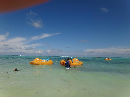 Barcelo Bavaro Palace: Water sports