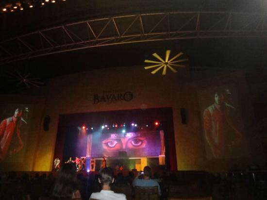 Barcelo Bavaro Palace: Theater show