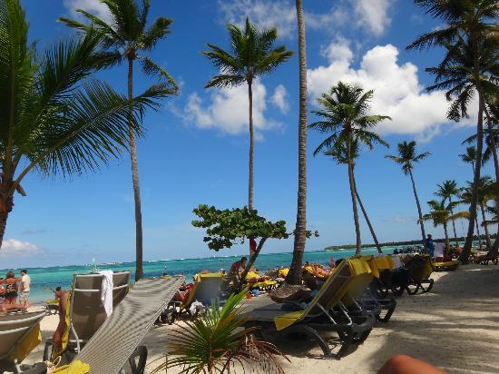 Barcelo Bavaro Palace: Beach view