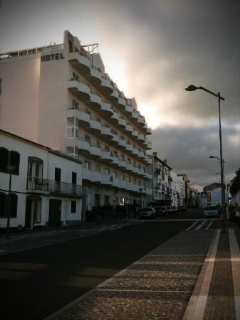 Hotel Ponta Delgada: Street view