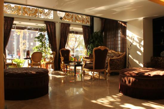 Ottoman Hotel Park: Like in a castle :)
