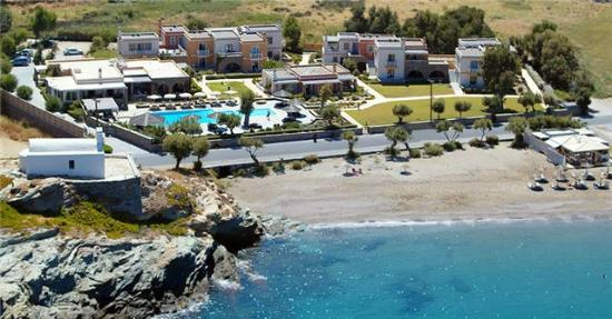 The Porto Kea Suites Hotel: General view