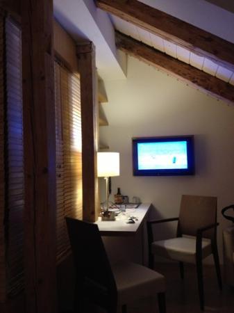 Hotel Constantia: inner room