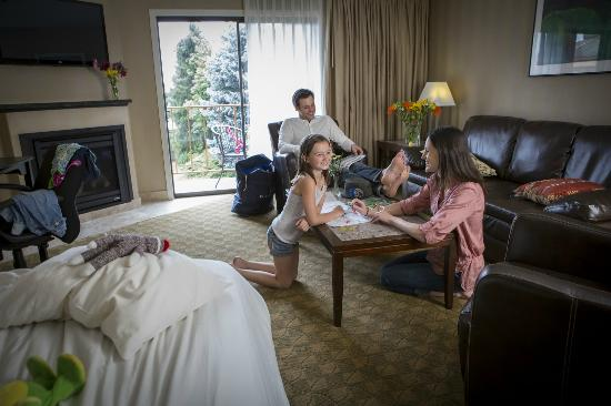 Red Lion Hotel on the River: Family Suite