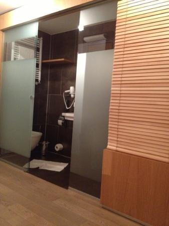 Hotel Constantia: Bathroom
