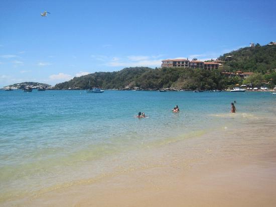Pousada de Charme Outre Mer: praia