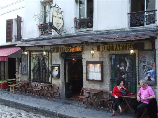 Taverna da evitare foto di la taverne de montmartre for Foto di taverne arredate